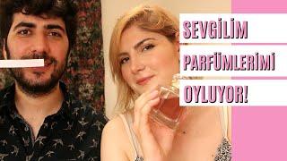 Sevgilim Popüler Kadın Parfümlerini Oyluyor‼️😍 | Parfüm | Deniz Kömürcü