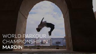 Turkey.Home - World Parkour Championship in Mardin