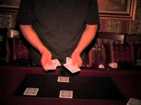 CARD TRICK PROMO WITH JAMES DI MODICA