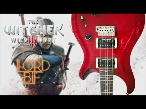 The Witcher 3: Geralt of Rivia // Metal Arrangement thumbnail