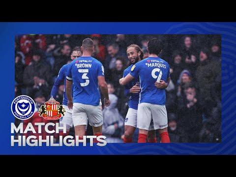 Portsmouth Sunderland Goals And Highlights