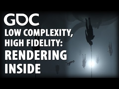 Low Complexity, High Fidelity: The Rendering of INSIDE