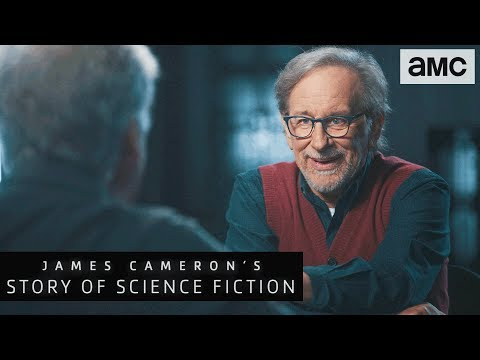 'Steven Spielberg's Influences & Kubrick Friendship'  James Cameron's Story of Science Fiction