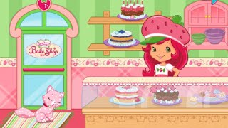 Strawberry Shortcake Bake Shop Part 2 - best app demos for kids - Ellie