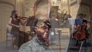 [IMWAF 2018] Quartett für Klavier, Violine, Viola und Violoncello g-Moll, KV 478 (1785) W. A. Mozart