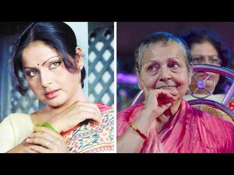 Veteran Actress Rakhee Gulzar SHOCKING UNRECOGNISABLE Look At Award Event In Mumbai