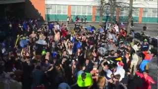 Harlem Shake (Bronx Science Edition)