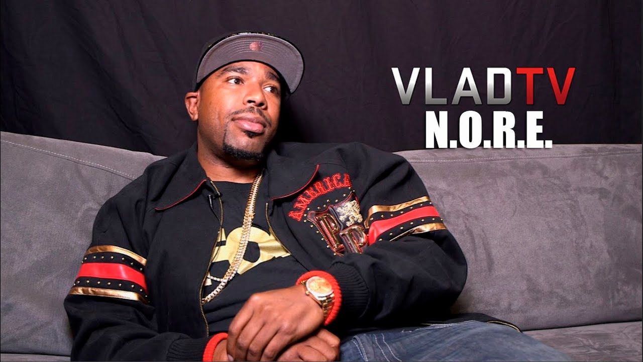 Nore on the Rap Industry: Some People Are Out to Rob You