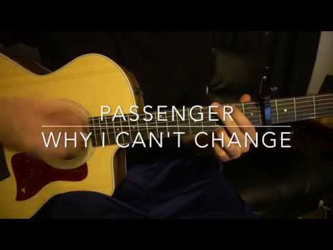 Passenger // Why Can't I Change // Easy Guitar Lesson (W/Chords!)