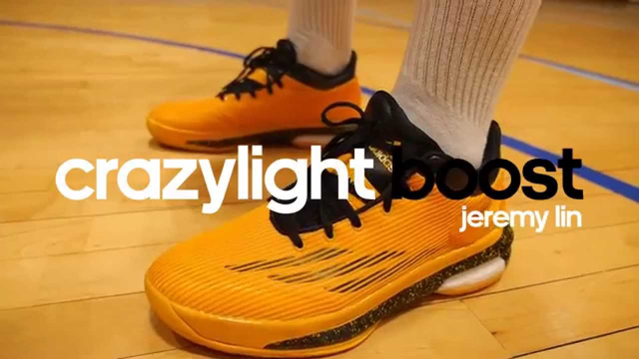 87051a94830 스니커뷰] adidas - crazylight boost low (Jeremy Lin's PE ...