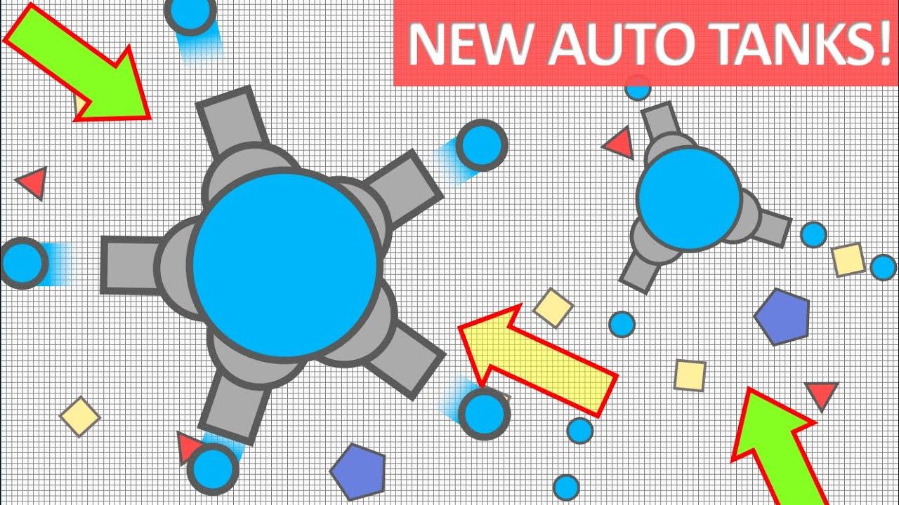 Best Auto  Build Diep Io