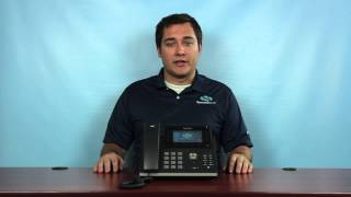 Yealink T46G - Picking Up a Call