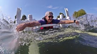 Who will build the best boat and reach the other shore?! ▻ Click HERE to subscribe to Dude Perfect! http://bit.ly/SubDudePerfect ▻ Click HERE to watch our ...