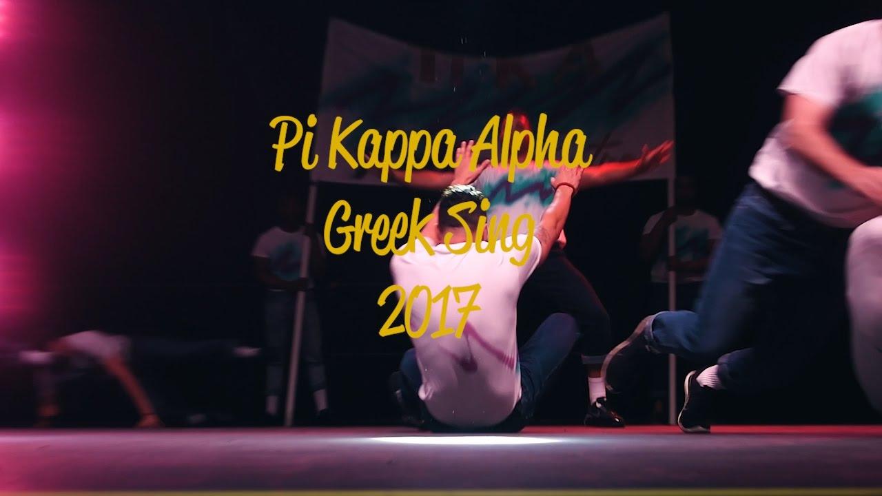 Pi kappa alpha greek sing 2017 youtube pi kappa alpha greek sing 2017 biocorpaavc Images