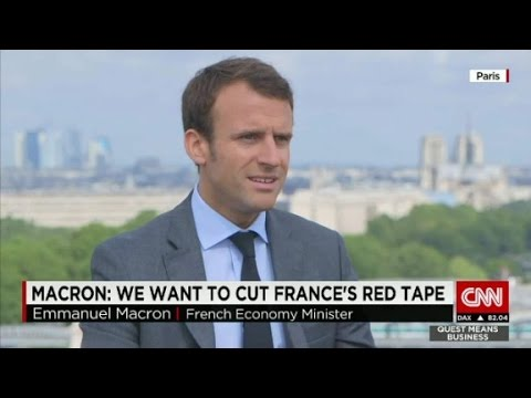 Econ minister: 'France is back'