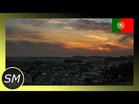 Portugal - Sunset in Santa Maria da Feira (Time-lapse)