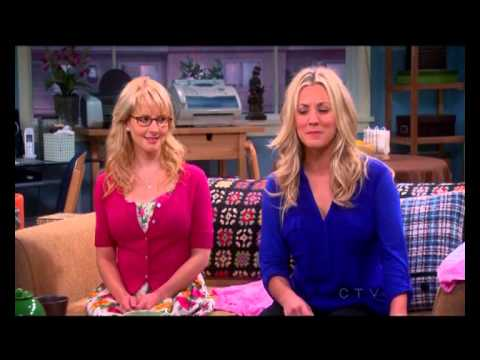 Sheldon Cooper's Council Of Ladies... So Funny