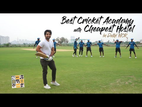 BEST Hostel Cricket Academy in Delhi NCR | Palla Sports Academy