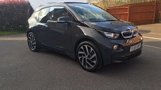 24 hours with a BMW i3 (REX)