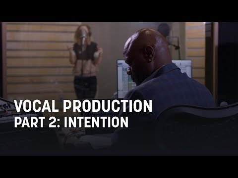 Vocal Production, Part 2: How Does Intention Make or Break a Vocal?
