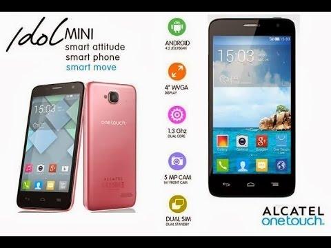 Alcatel one touch idol mini (español)