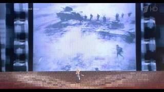 """Валентина Бирюкова """"Баллада о матери"""" - концерт на Красной площади в честь дня победы 2015"""