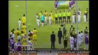 BARITO PUTRA vs SRIWIJAYA FC 6-1 ISL 18 Sept 2013