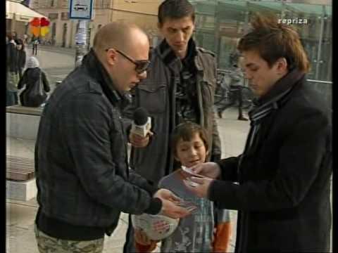 Saša Gerber-Card Trick To Mario Roth