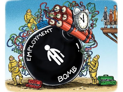 Economic Survey 2018: What about jobs? | Economic Times