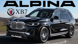 $200,000 Luxury SUV - 2021 BMW Alpina XB7 Review