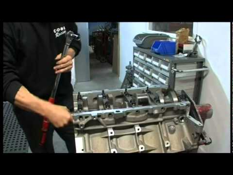 COME Racing assembling the short block and more...