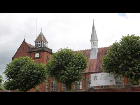 Tunbridge Wells Aerial View - Tour of Town with Wood and Pilcher