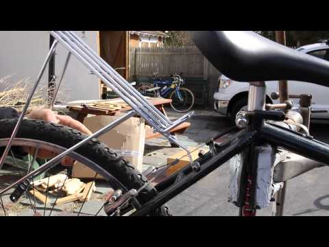Rear Rack For Your Bike - Made in USA - Wald Sports