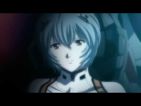 Rei Ayanami Smiling for 10 Hours