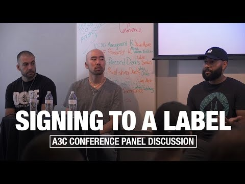 Signing To A Record Label, Independent Vs. Major | A3C Conference Panel
