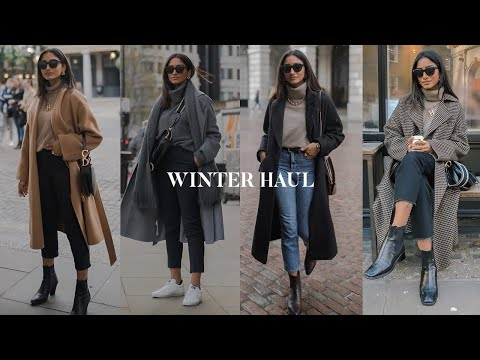WINTER HAUL | ZARA, TOPSHOP,  & OTHER STORIES, ARKET LOOKBOOK