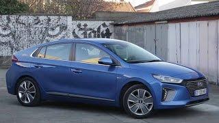 Essai Hyundai Ioniq Hybrid Executive 2017