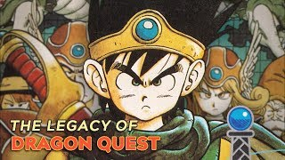 The Legacy of Dragon Quest and Its Influence on JRPGs