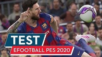eFootball PES 2020 Test / Review: Rote Karte für Konami?