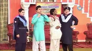 Abid Charlie and Nadeem Chitta New Pakistani Stage Drama Full Comedy Clip