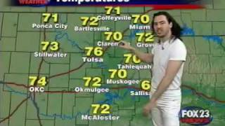 Andrew W.K. The Weather Man - Fox News