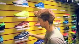 Презентация обуви Nike Air Max 90 от VIRTUOZY.ORG