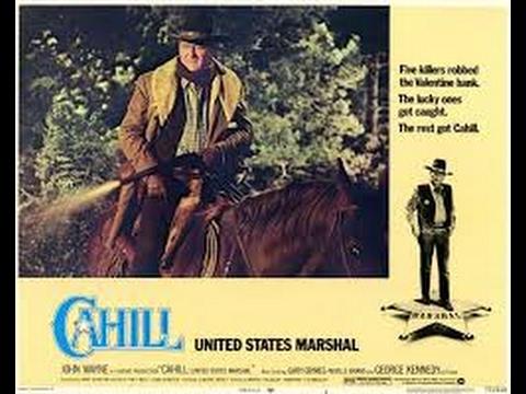 Cahill, Xerife do Oeste - Faroeste, Drama - John Wayne, George Kennedy, Gary Grimes