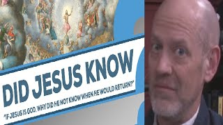 James White Struggles To Answer Whether Jesus was All Knowing