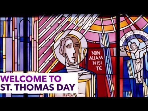 2019 St Thomas Day