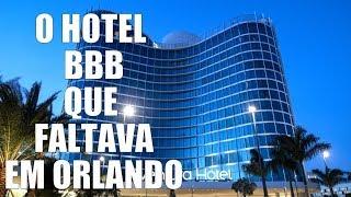 O hotel BBB que faltava em Orlando -  Aventura Hotel