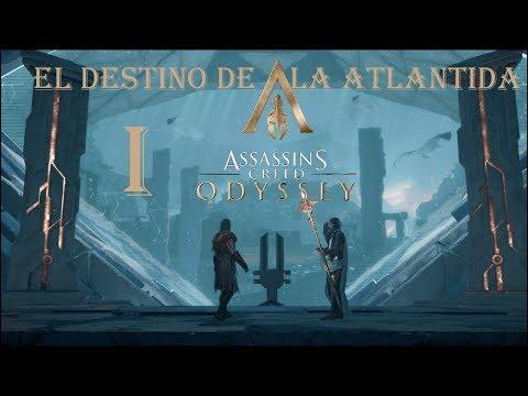 AC Odyssey: El Destino De La Atlantida - Episodio 1, Capítulo 1: Los Campos Elíseos