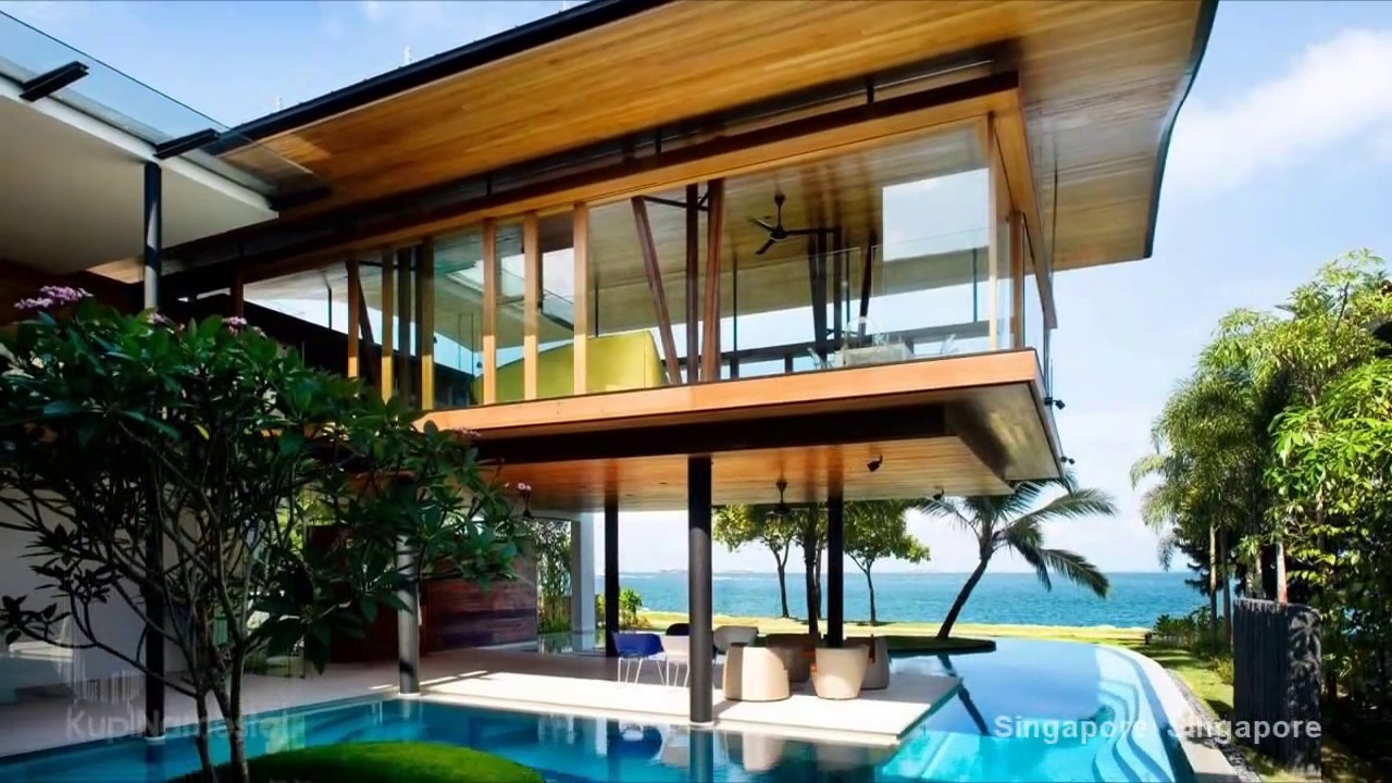 Najlepše kuće na svetu. Udahnite duboko. - YouTube