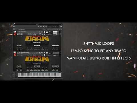 ZERO DAWN: Cinematic Loops Overview