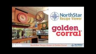 The Restaurant Technology Guys - NorthStar Recipe Viewer At Golden Corral